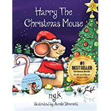 Harry The Christmas Mouse (English Edition)