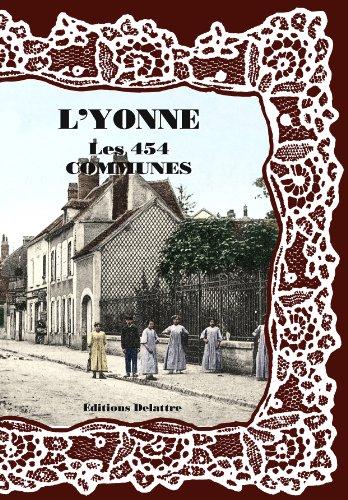 L'Yonne les 454 communes