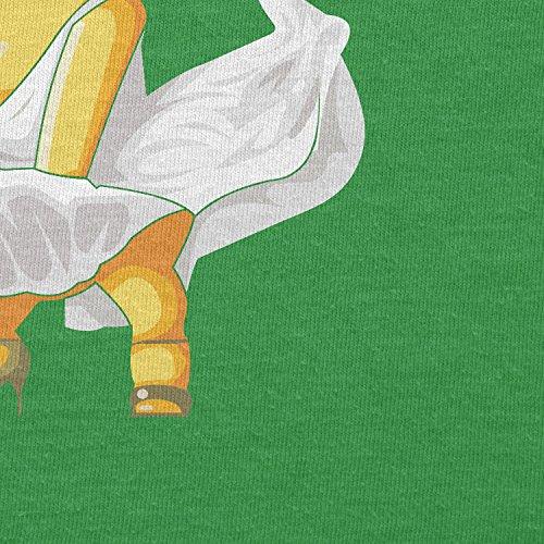 Texlab–Banana Monroe–sacchetto di stoffa Verde