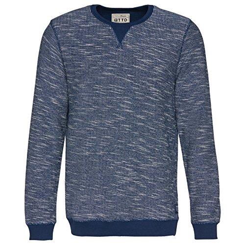 Tom Tailor - sweat Bleu