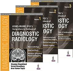 Aiims-Mamc-Pgi'S Comprehensive Textbook Of Diagnostic Radiology (3Vols)