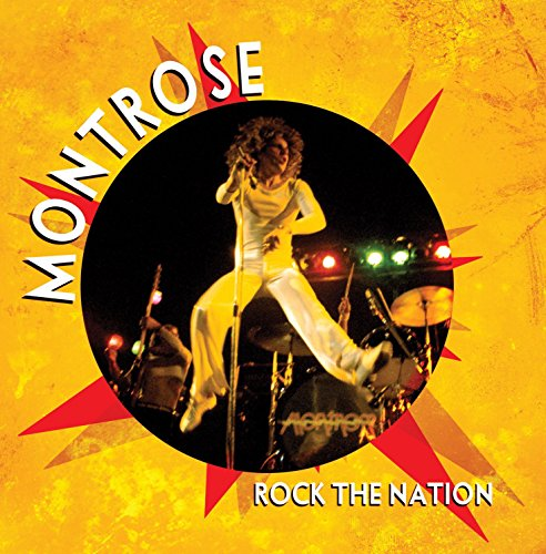 Rock the Nation - Montrose-cd