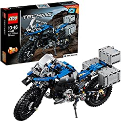 Lego Technic 42063 - Set Costruzioni Bmw R 1200 Gs Adventure