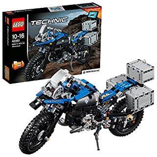 LEGO Technic 42063 - BMW R 1200 GS Adventure, Fortgeschrittenes Bauspielzeug (B01J41MCVA) | Amazon price tracker / tracking, Amazon price history charts, Amazon price watches, Amazon price drop alerts