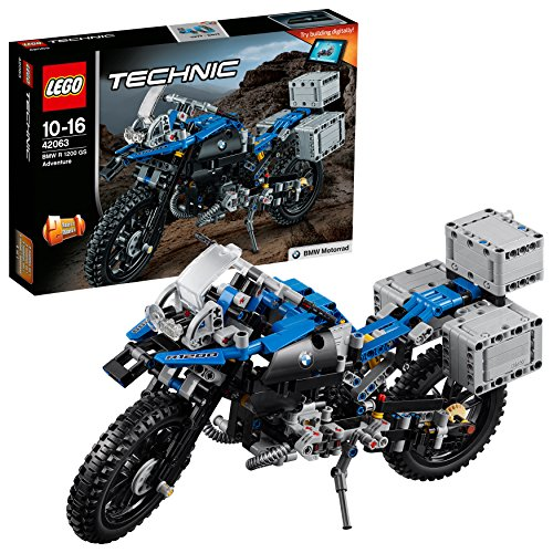 LEGO Technic - BMW R 1200 GS Adventure 42063 Juego