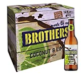 Brothers Coconut & Lime English Cider Alc. 4,0% Vol. 12x 500ml