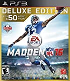 Madden NFL 16 - Deluxe Edition - PlayStation 3 by Electronic Arts