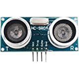 Electronicspices HC SR04 Ultrasonic Sensor Distance Module, for All Type of Devlopment Board and robot