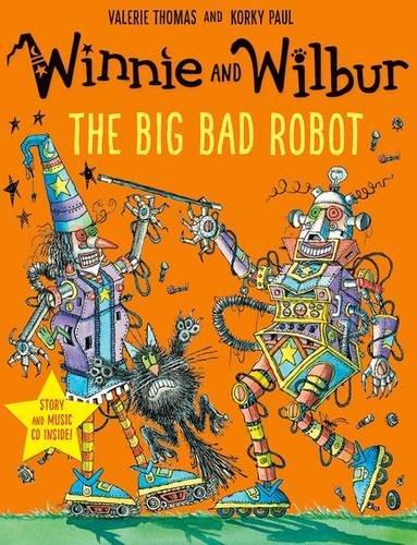 The big bad robot