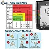 Dr Trust Wrist Fully Automatic Digital BP Machine (Black)