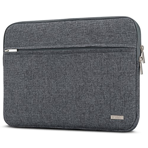 CASEZA MacBook Pro 13 Hülle/MacBook Air (2018) Tasche Anthrazit Milan Laptop Sleeve aus recycelten PET-Flaschen Laptophülle für MacBook Air (2018) MacBook Pro 13 Dell XPS 13 & 11-12 Zoll Notebooks