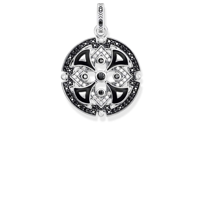 THOMAS SABO Unisex Silver Pendant Only – PE789-691-11