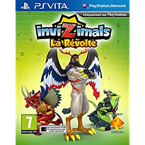 Invizimals : La Révolte [PlayStation Vita]