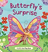 Butterfly's Surprise: A Lift-the-Flap Book by Grace Maccarone (2016-02-02)