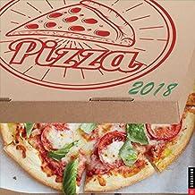Pizza 2018 Calendar