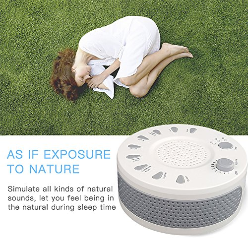White Noise Machine Gakov Gagh 003 Soothing Sleep Therapy