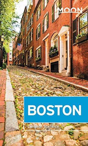 Moon Boston (Travel Guide) (English Edition)