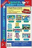 Das Postfach Bücher tec61287Beach & Gemeinschaft Helfer Thema Kit Gr Pk