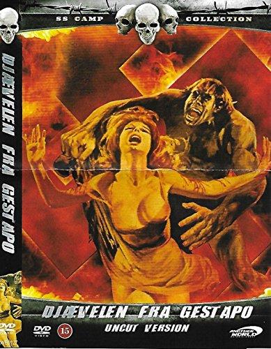 Preisvergleich Produktbild Djævelen fra Gestapo (SS Hell Camp) (Uncut Version) [Dänemark Import]