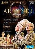 Handel, G.F.: Arminio [Opera] (Karlsruhe Handel Festival, 2017) (NTSC) [DVD]