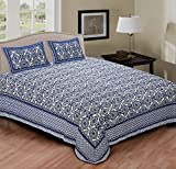 Ridan Blue Color Stylish Printed Double ...
