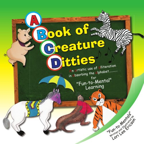 A Book of Creature Ditties