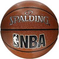 Spalding NBA In/out 74-945Z Balón de Baloncesto, Unisex, Naranja, 6