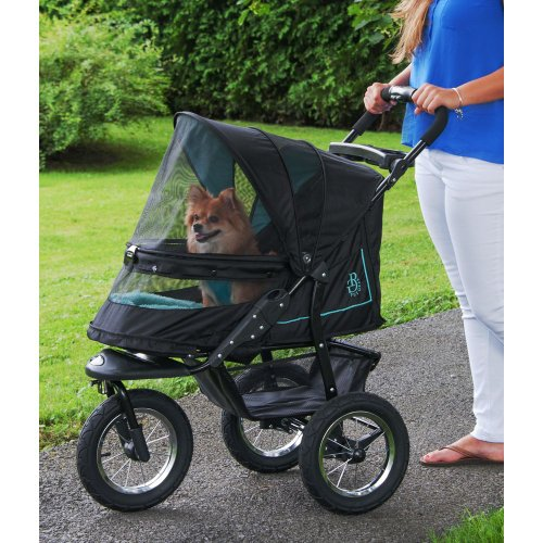 Pet Gear Hundebuggy, Grün (Skyline Green) -