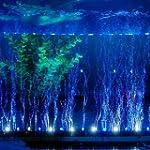 Amzdeal Aquarium Fish Tank Submersibl...