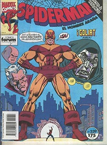 Spiderman volumen 1 numero 239: Actos de venganza