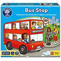 Orchard_Toys - Bus Stop, juego de mesa infantil