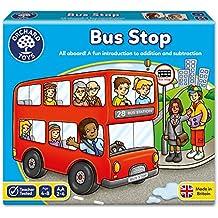 Orchard Toys - Fermata dell'autobus (Bus Stop), Gioco da tavolo educativo [Lingua inglese]