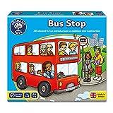 Orchard Toys -  Jeu de Société - L'arrêt de Bus Bus Stop Game - Langue: anglais