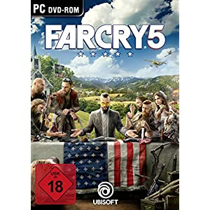 Far Cry 5 – Deluxe Edition [PC Code – Uplay]