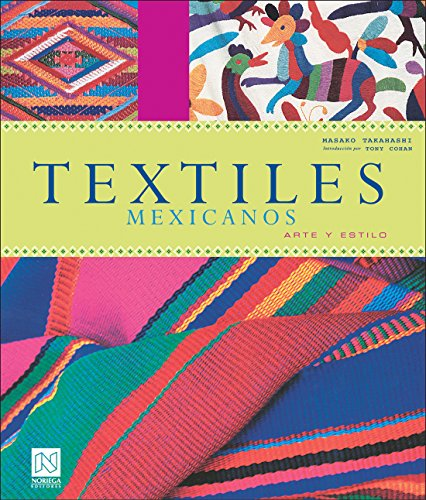 Descargar Libro Libro Textiles mexicanos/ Mexican Textiles de Masako Takahashi