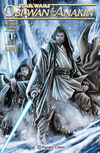 Star Wars. Obi-Wan And Anakin 1 (STAR WARS: CÓMICS MARVEL)