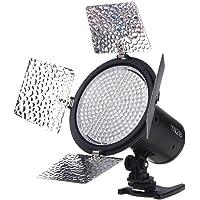 Yongnuo YN216 Pro LED lampe vidéo éclairage pour Canon Nikon Sony Caméscope DSLR