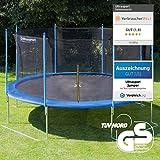 Ultrasport Gartentrampolin Jumper 430 cm - 2