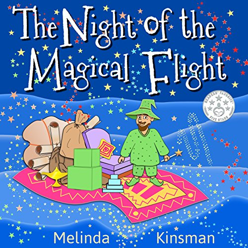 Children's Book: The Night Of The Magical Flight: Exciting, Rhyming Bedtime Story / Picture Book For Beginner Readers (ages 3-7) (top Of The Wardrobe Gang Picture 2) por Melinda Kinsman