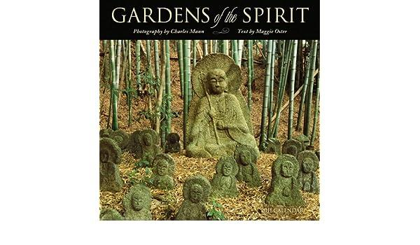 gardens of the spirit 2010 mini calendar
