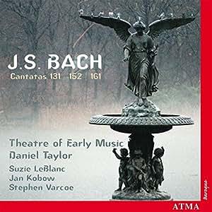 Bach: Cantatas, BWV 131, 152, 161