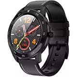 Smart Watch Mixed Band For Android & iOS,Black - dt98