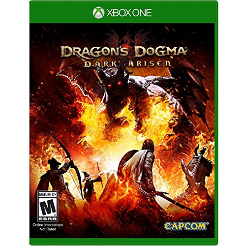 Capcom - Dragon's Dogma: Dark Arisen HD /Xbox One (1 GAMES)