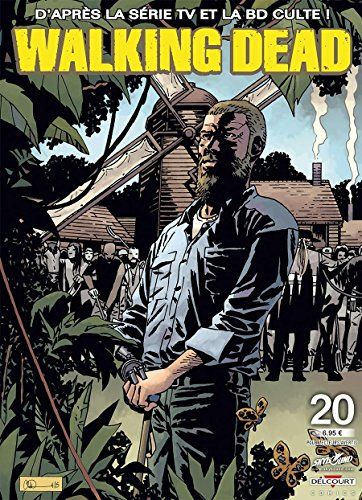 Walking Dead magazine 20B