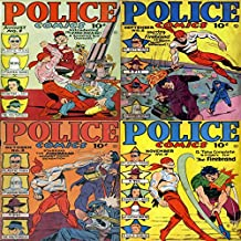 Police Comics. Issues 1, 2, 3 and 4. Plastic man, the mouthpiece, Plastic man, phantom lady, the mouthpeice, the firebrand, phantom lady and more. Digital ... Crime, Justice and Law (English Edition)