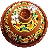 marocstore verdadera tajín (para cocinar (Diámetro 30cm, 4–5Personas