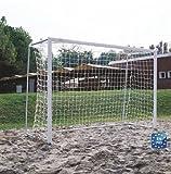 Schiavi sport-Paar Fußballtore Aluminium tragbar 300x 200