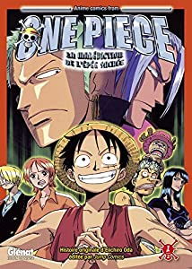 One piece - la malédiction de l'épée sacrée Edition simple Tome 1