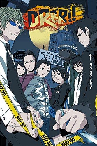 Durarara!!, Vol. 1 (light novel)...