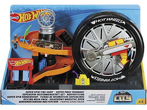 Mattel Hot Wheels City Super Set Playset FNB15